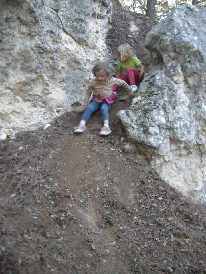 Excursión a la cueva del oso